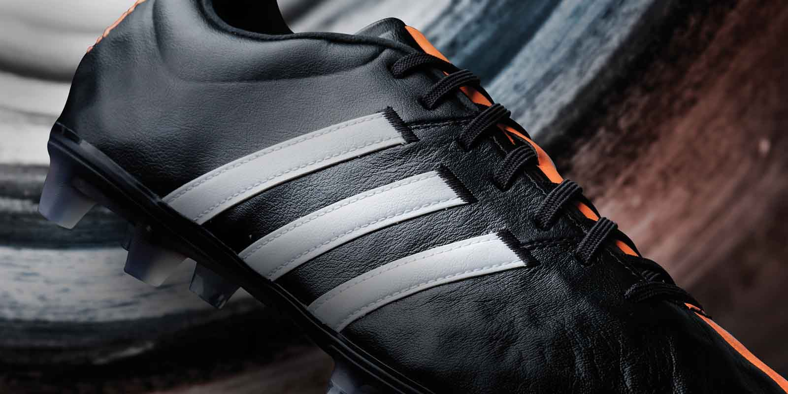 adidas adipure 11pro black orange